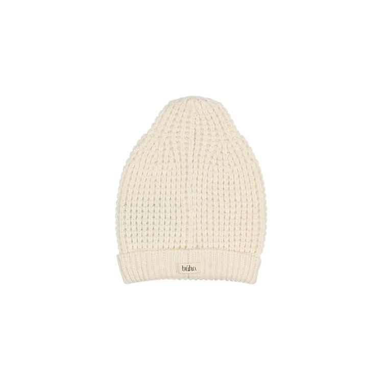 Alpine Knit Hat ecru