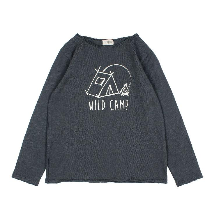 Andy wild camp nuit
