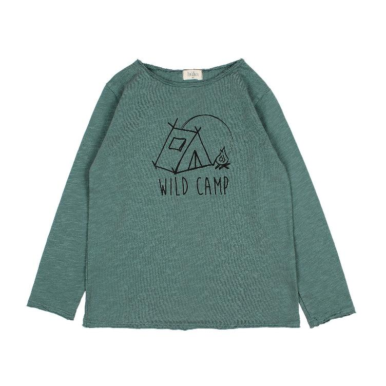 Andy wild camp pine green