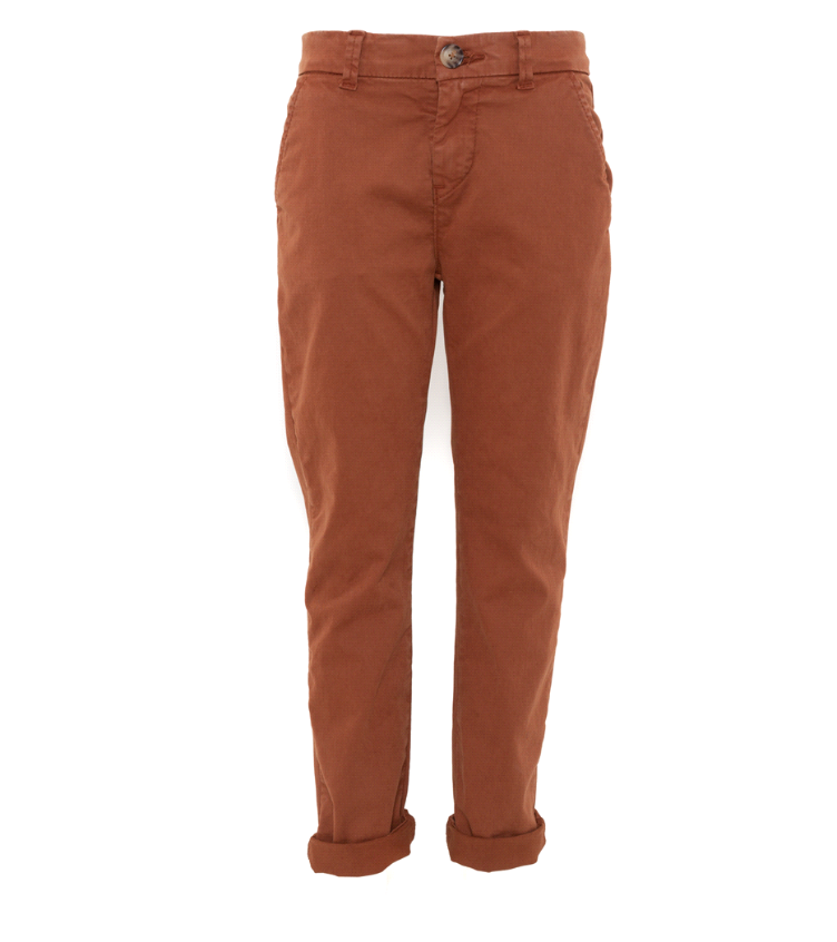 barry chino pants brown