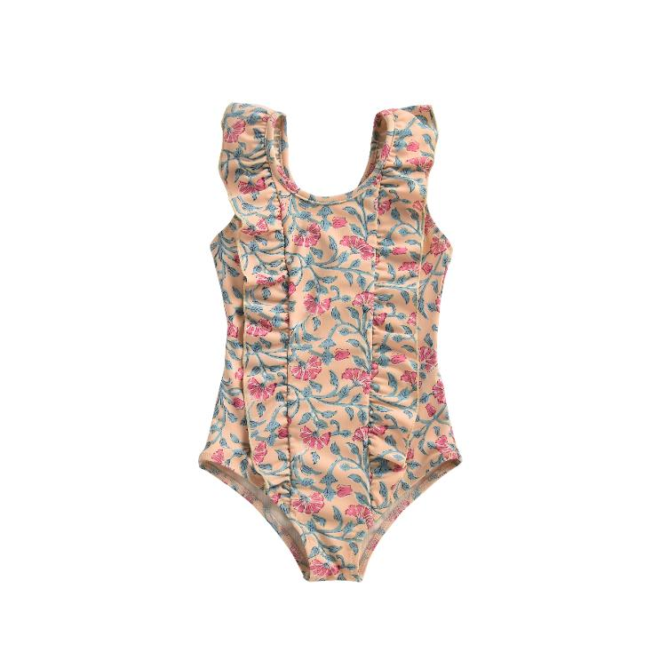 Bathing Suit Mosillos Lemon Flowers