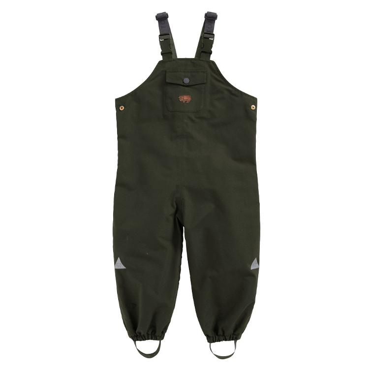 Dungarees olive waterproof