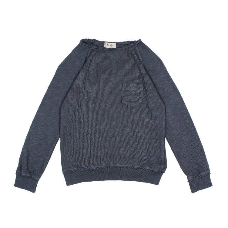 Harry Pocket Sweater graphit