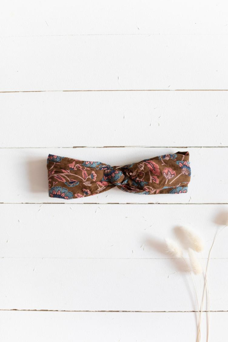 headband ally bronze folk
