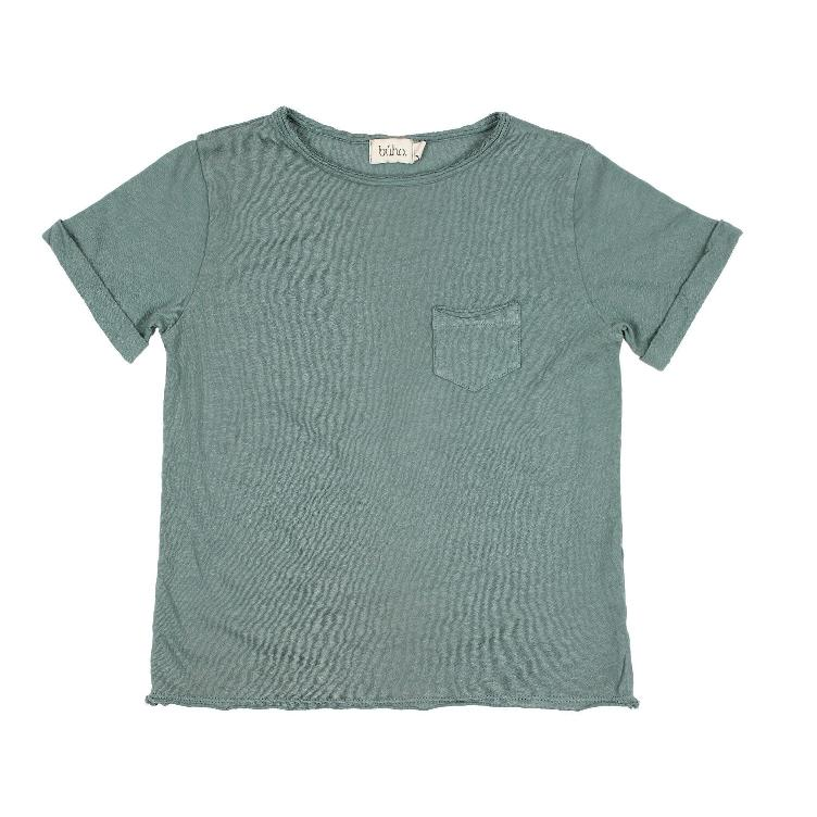 James pocket T shirt musk