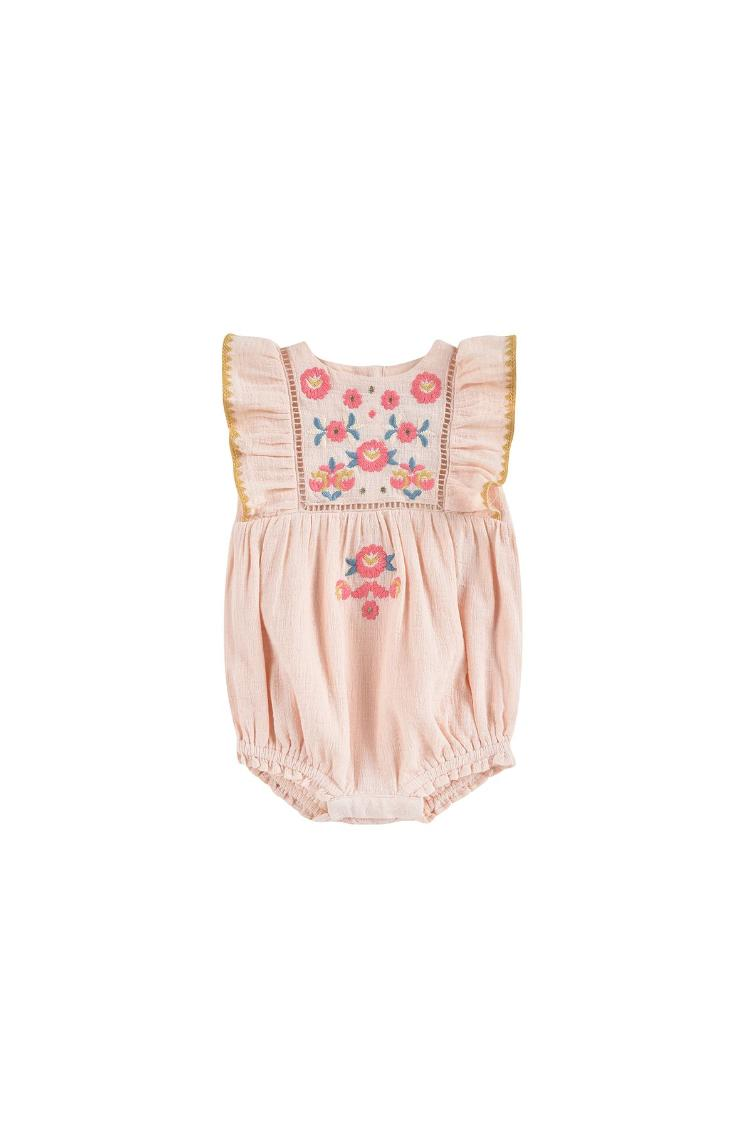 Rompers Tikana blush