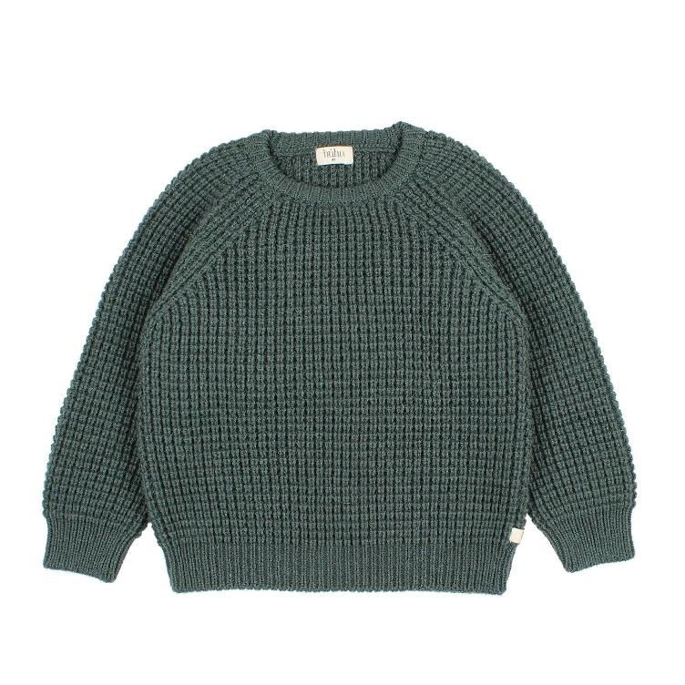 Serge Jumper pine green