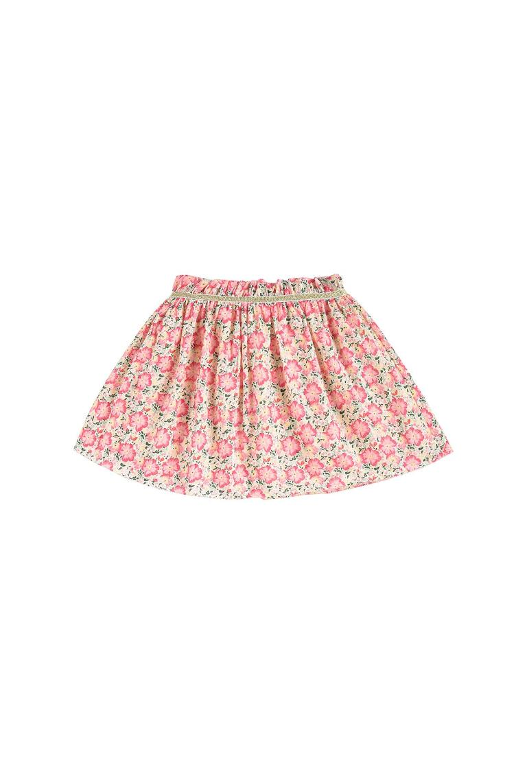 skirt salina pink meadow
