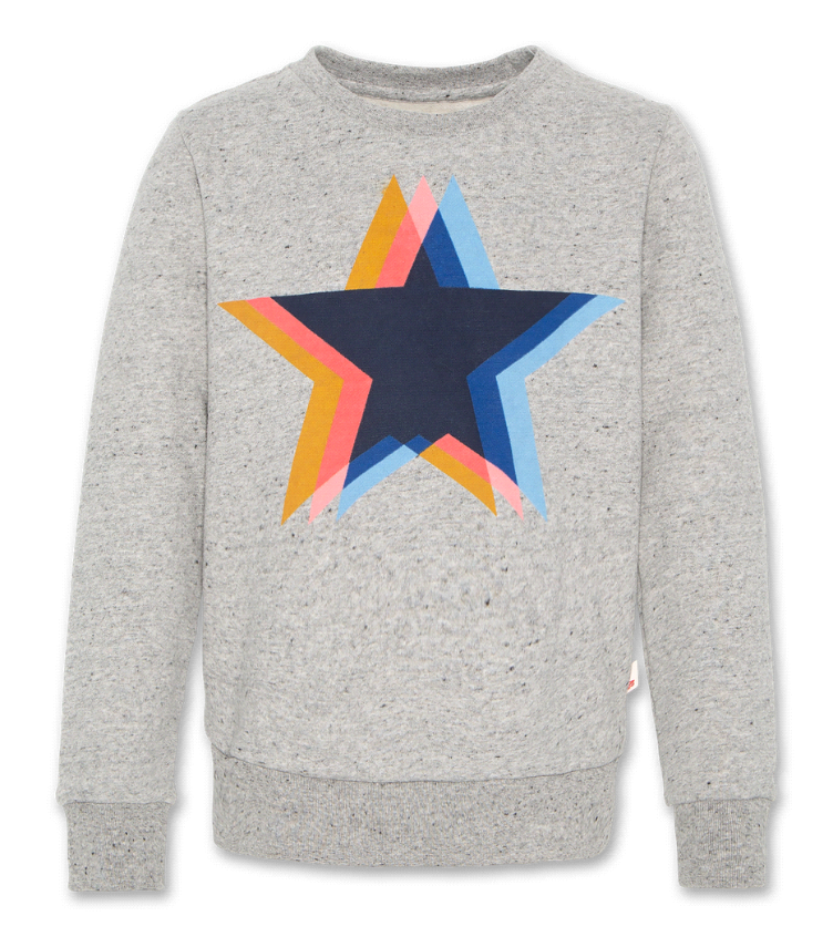 sweater star soft oxford