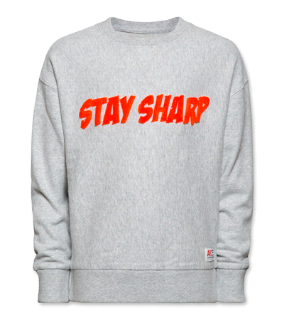 sweater stay sharp