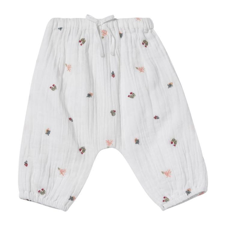 Willy fleur pant weiss